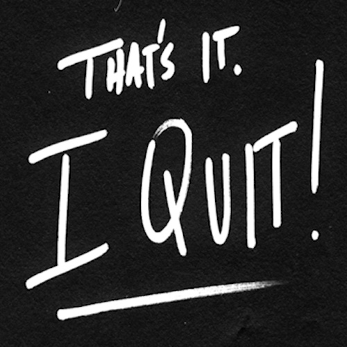 I Quit! Spiritual Warfare on a Personal Level
